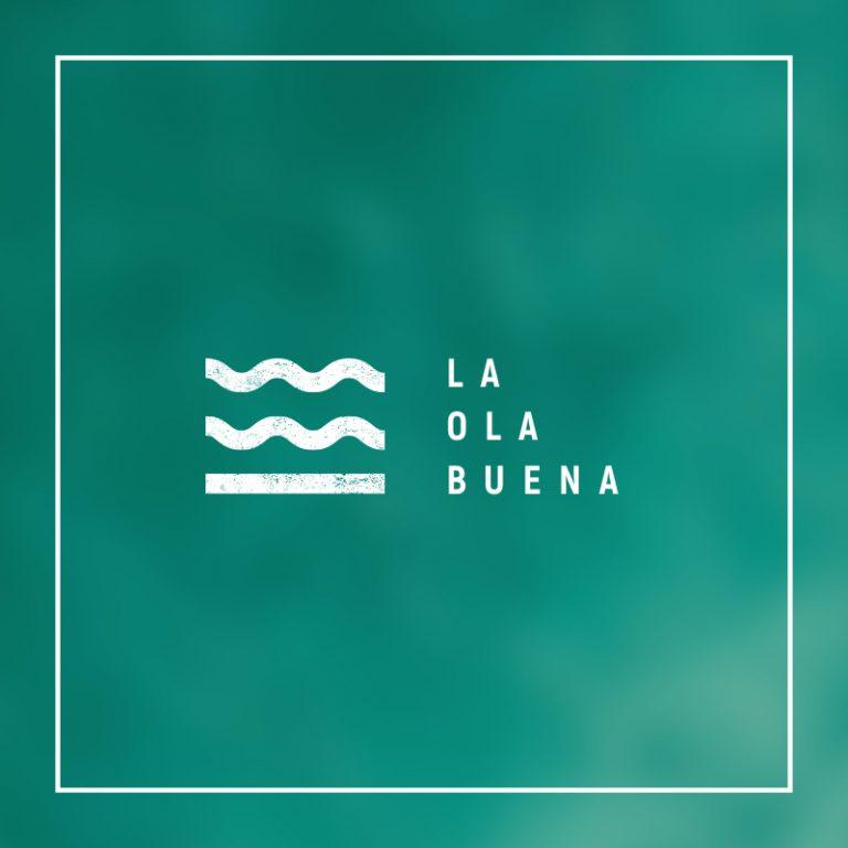 Marca de Estudio Digital La Ola Buena.